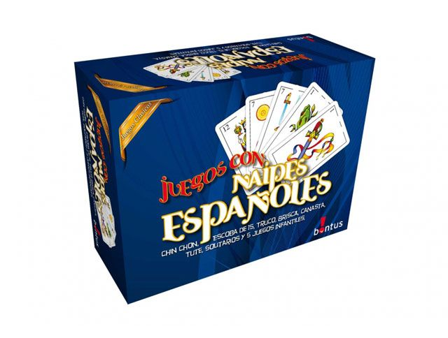 Naipes Españoles - Juegos Clásicos #games #bontus