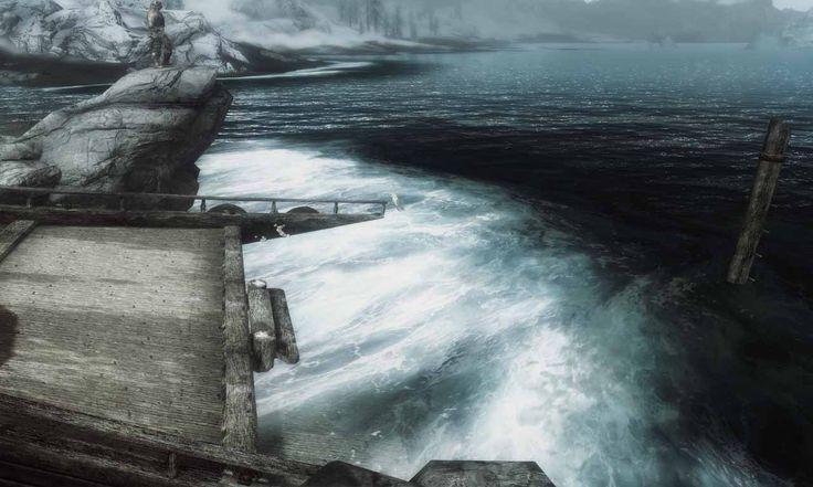Waves   Skyrim. Skyrim nexus mods. Waves