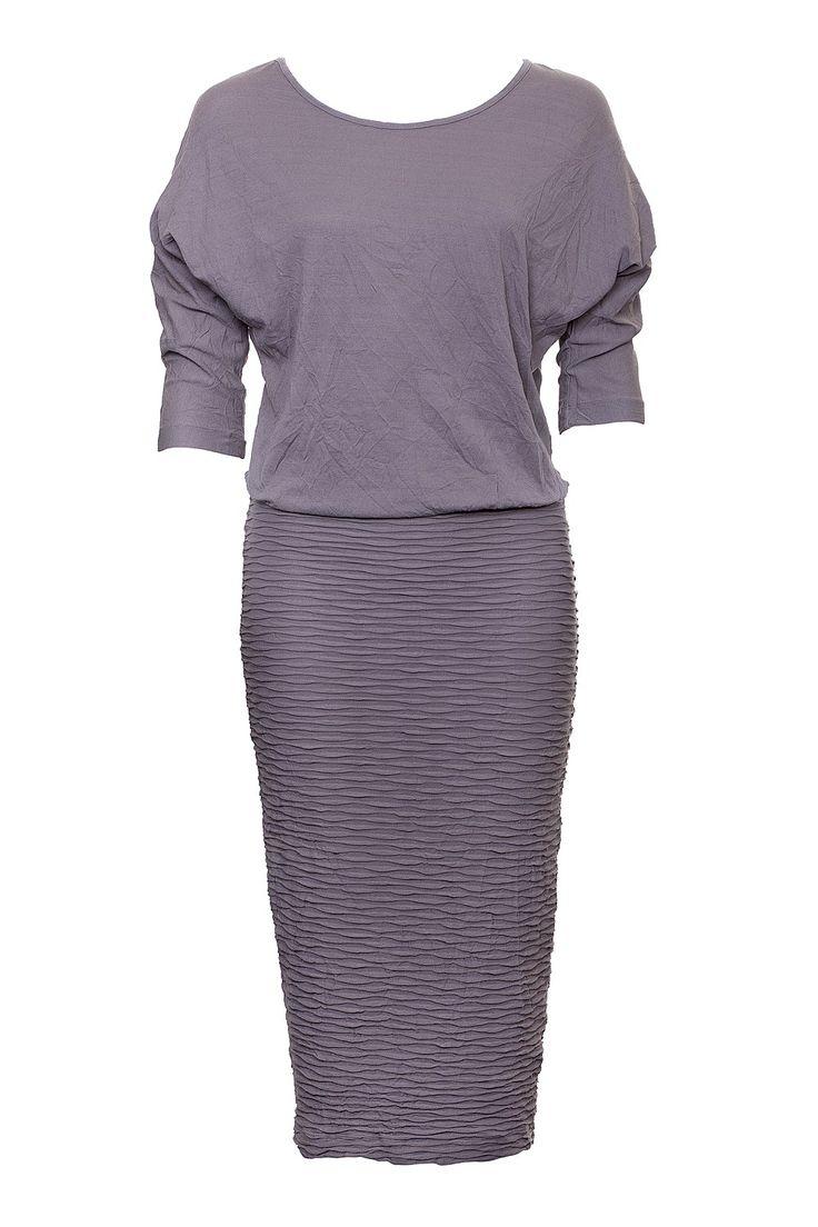 Metalicus - Carey Dolmain Slv Dress