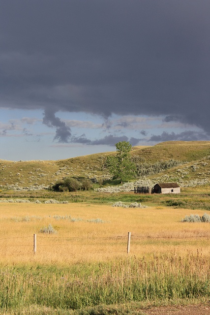 Near East End Saskatchewan - My Grandfather home steaded at East End SK