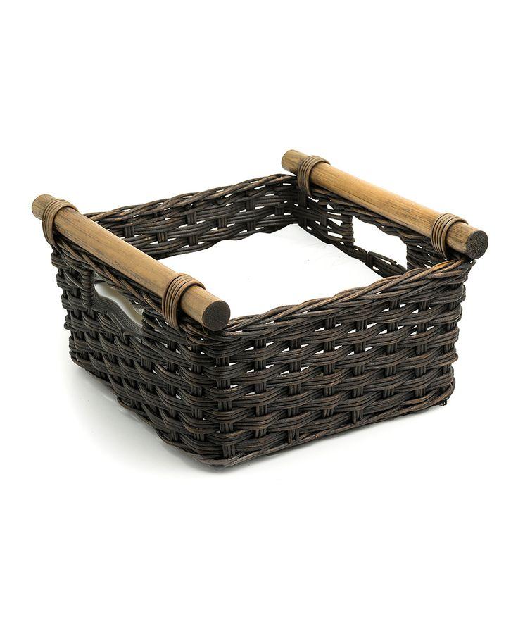 Pole Handle Napkin Basket | zulily