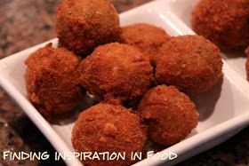 Finding Inspiration In Food: Boudain Balls