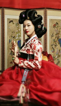 Gisaeng Becomes Cultural Icon of 2006 - The Chosun Ilbo (English Edition): Daily News from Korea - art&ent