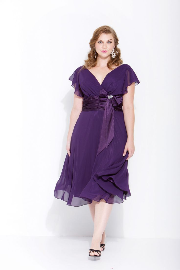 9 best Plus Size Mother of the Bride Dresses images on Pinterest ...