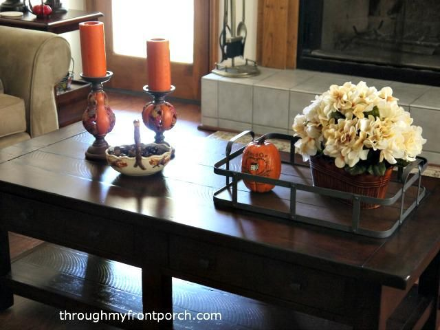 Square Coffee Table Decorating Ideas 104 best captivating fall decorating ideas interior images on
