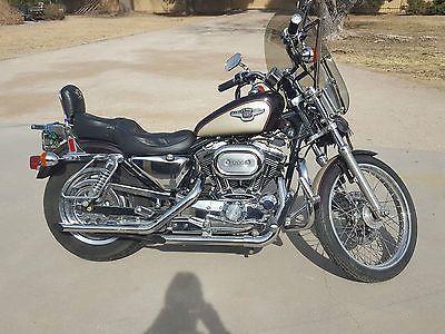 eBay: 1998 Harley-Davidson Sportster 1998-- 95th Anniversary HD Sportster 1200 Custom #harleydavidson usdeals.rssdata.net