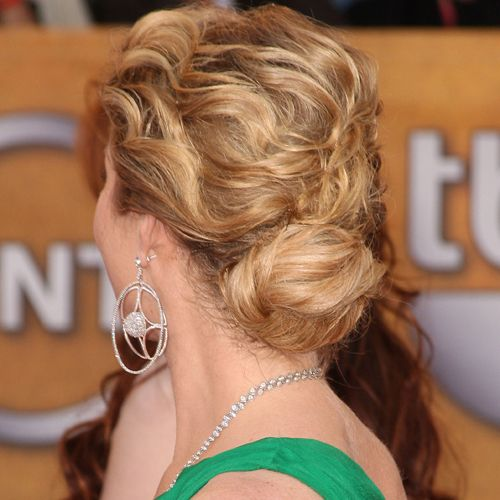 Wedding Hair Advice: Soft Romantic Updos - Wedding Obsessions | The Knot