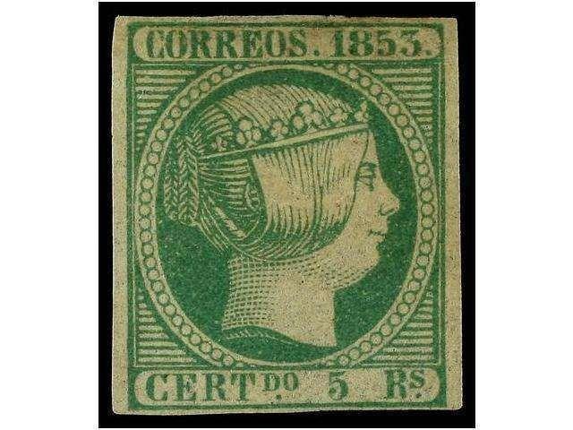 Isabel II - 1853