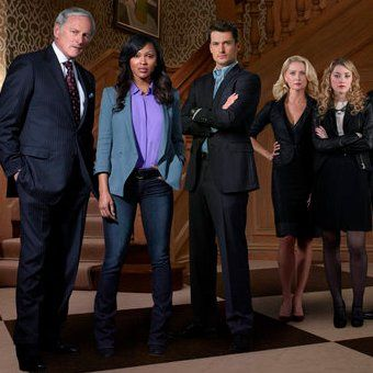 "One of my new fav tv shows ""Deception ""."