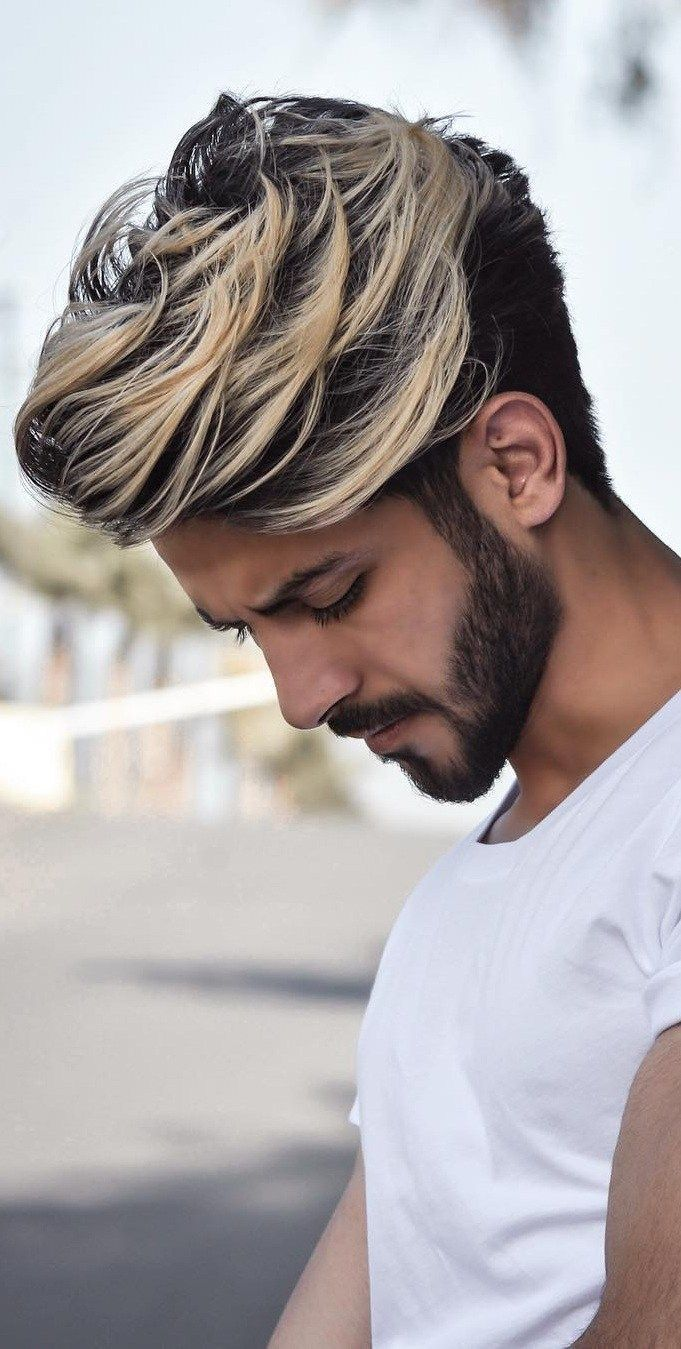 30 Ultimate Super Trending Long Hairstyles For Men New Site In 2020 Long Hair Styles Men Mens Hair Colour Gents Hair Style