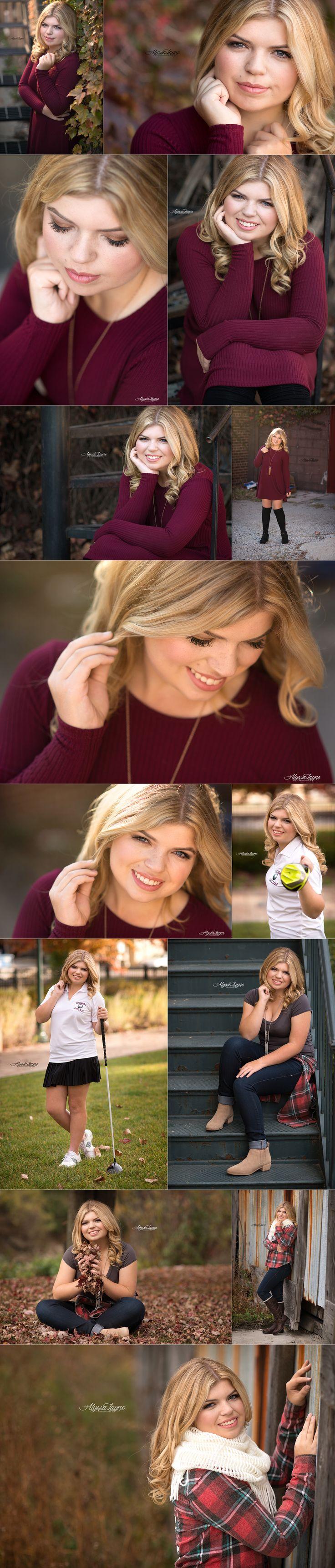 Alyssa Layne Photography | Senior Pictures | Madi | Senior poses | Illinois Senior Photographer | Posing | Light | Backlit | Highschool Senior Photographer| Class of 2016 | Posing ideas
