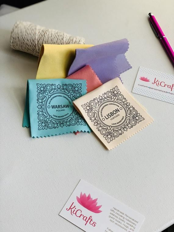 Handmade Assorted Monogram Style 2019 Special Convention