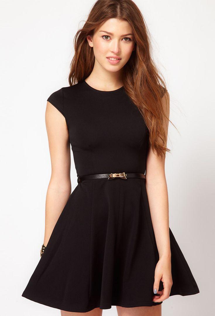 #dailylook #casual #Little #black #dress #pretinho #básico #vestido