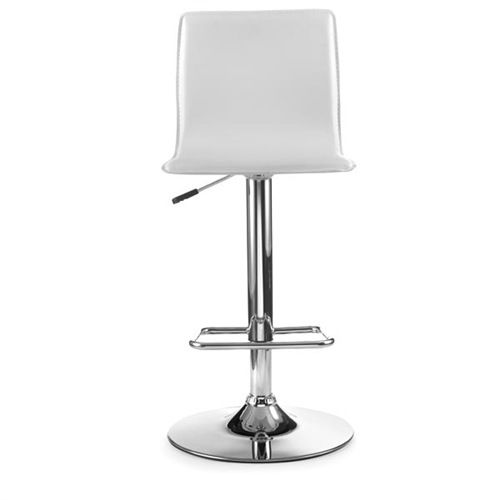Bouclair Faux Leather Bar Stool ($99)