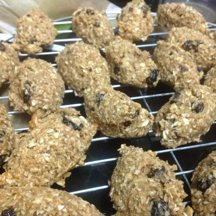 Recipe Super Healthy Banana Biscuits by NomesFog - Recipe of category Baking - sweet