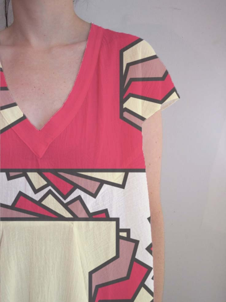 #20 Collection #1 - by Nathalia Mandelli  Note: This picture is not mine, only the design of it!
