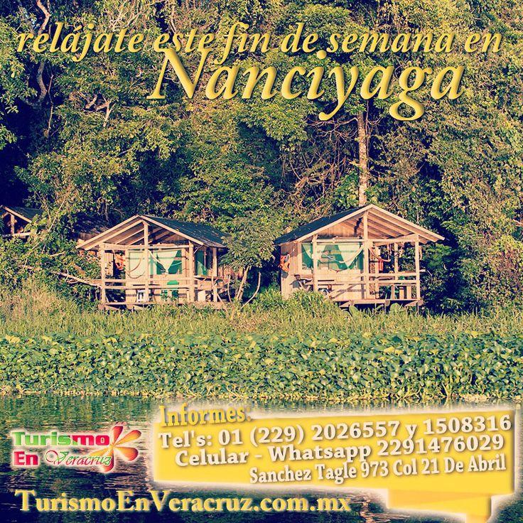 #Relájate en #Nanciyaga http://www.turismoenveracruz.mx/hospedaje/nanciyaga #Catemaco #Veracruz