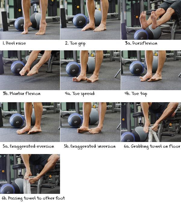 Every runner should do these! http://www.vibramfivefingers.com/education/why_barefoot_works.htm