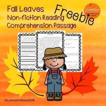 This free engaging reading comprehension passage for grades 1-2 can be used in…