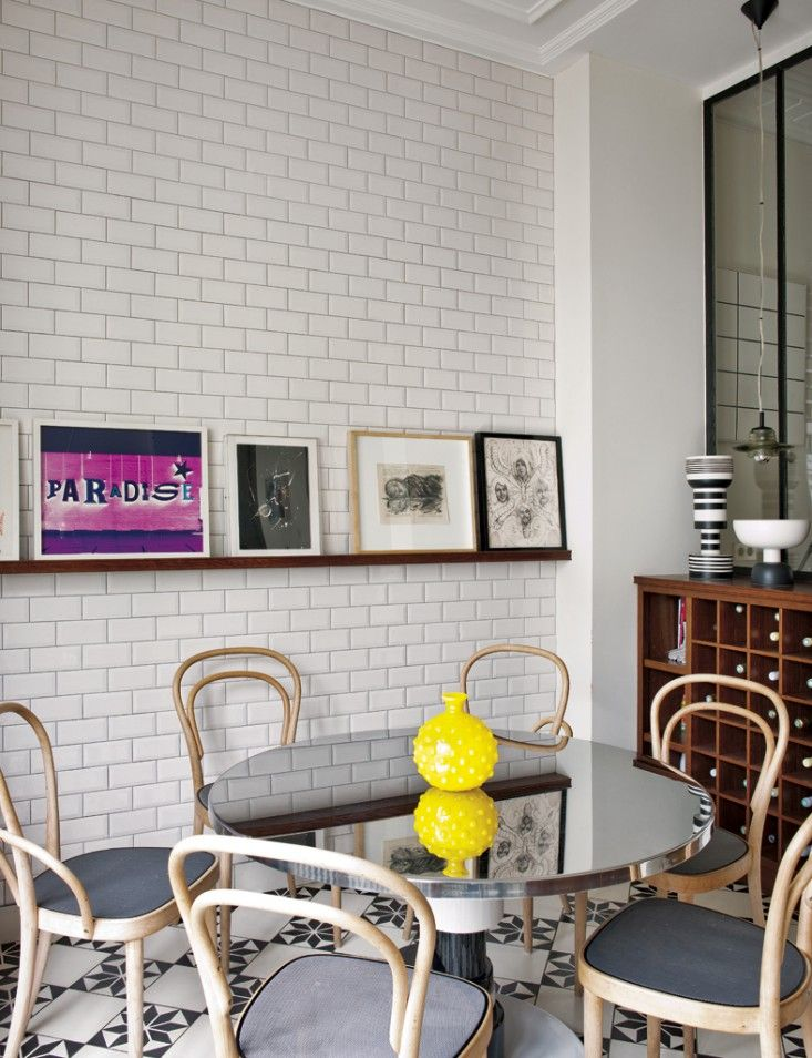 Bon Apptit 13 Favorite French Dining Rooms From The Remodelista Archives