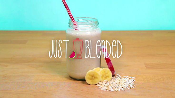 Bereiding: Snijd de banaan in stukjes en stop deze in de blender. Voeg 3 á 4 eetlepels Griekse yoghurt toe. Vervolgens voeg je daarbij nog 300 ml amandelmelk en 75 gram havermout toe. Blenden maar!