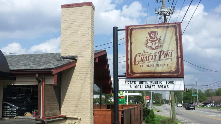 Rude Dog Bar & Grill owner takes step up with Crafty Pint in old Hoggy's space - Columbus - Columbus Business First
