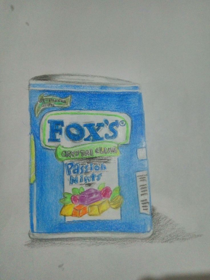 fox candy #drawing#indocandy