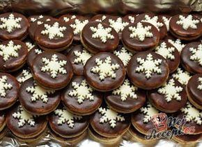 Brabantské dortíčky s marcipánem