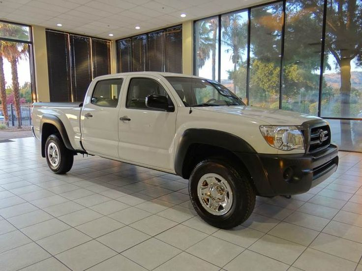 2007 #Toyota #Tacoma #PreRunner #V6 #4dr #Double #Cab #6.1 #ft. #SB #(4L #5A) #ForSale GetMoreInfo - http://goo.gl/jyunn3