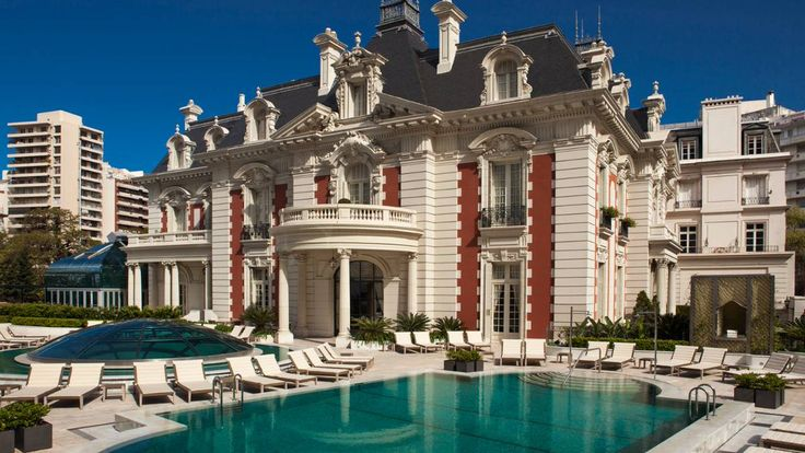 The Top Ten Luxury Hotels In Argentina #3 - Four Seasons Hotel Buenos Aires, Argentina