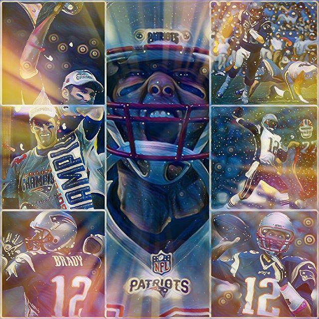 The man who won 5 rings the Patriots team hero who started the dynasty Tom Brady #goat #tombrady #tombrady12 #newengland #newenglandpatriots #thepatriotway #billbellichick #nfl #nfldraft2017 #brady12