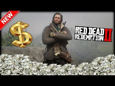RDR2 Unlimited Money Glitch!! *NO GOLD BARS* (RED DEAD REDEMPTION 2