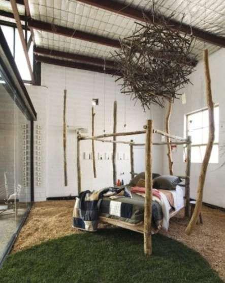 30 Examples of Tree Branch Decor - From Twiggy Timber Hangers to Bony Branch Illuminators (TOPLIST)
