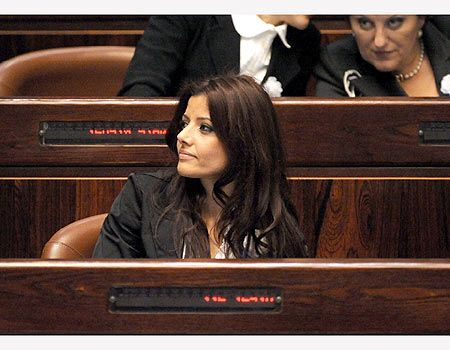 8. Orly Levy (Israel) Levy is a member of the Knesset ...