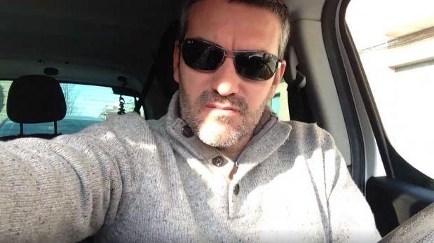 Noel Iglesias relató su percance en un video de Facebook. El incidente se produjo con el Banco Santander, en España. Deposito10 euros en su cuenta y el banco cobró comisión 10 euros. Enero 26, 2016.
