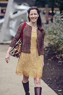 """Sophie by Jennifer Wood is a top down knit in one piece in-the-round with DK 8 ply. Sized for 30"""" to 60.5"""" ..... Eleven sizes in all!!"""