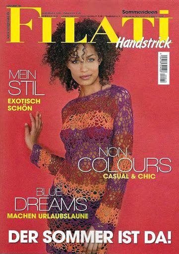 Filati Handstrick 40 - Tayrin´899 - Picasa Webalbumok