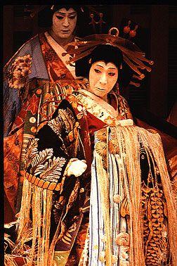 Kabuki and the Floating World of Tokugawa Japan Oiran onnagata