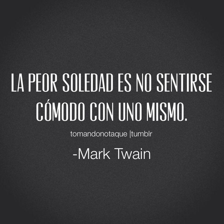 frases -Mark Twain