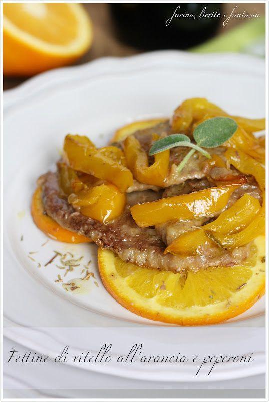 Gli agrumi sono il sinonimo di estate e allora ecco qui, la prova di una ricetta ben riuscita. Sapore delicato e fresco che si accompagna a quello più intenso dei peperoni. Un secondo piatto ideale per le cene estive, perfetto se accompagnato a del pane integrale o alla crusca.  Ingredienti: 4 fettine di vitello 2 arance non trattate succo di mezza arancia succo di mezzo limone 2 peperoni gialliContinua a leggere...