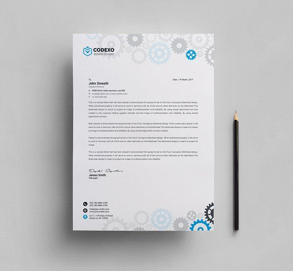 Best 25+ Letterhead template ideas on Pinterest Letterhead - free business letterhead templates download