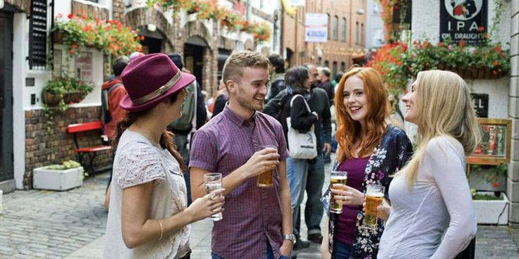 Belfast Nightlife - Find Your Belfast this Autumn - City Breaks, Festivals, Food and Shopping - Visit Belfast Blog