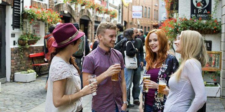 Belfast Nightlife - Find Your Belfast this Autumn - City Breaks, Festivals, Food and Shopping - Visit Belfast Blog