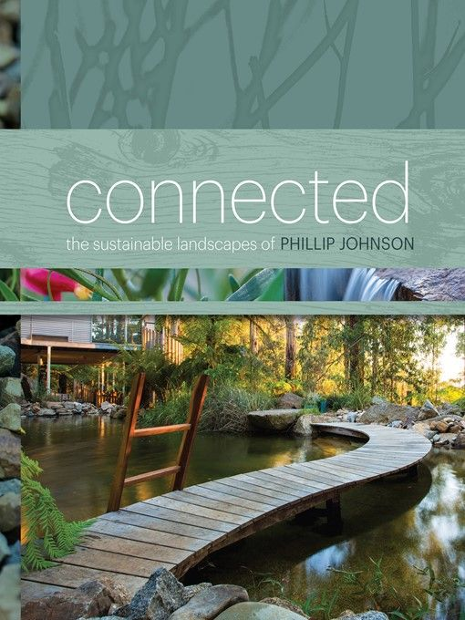 Australian landscape designer Phillip Johnson became an international household name after winning Best in Show at the Royal Horticultural Society's Chelsea Flower and Garden Show in 2013 - the equivalent of winning a gold medal at the Olympics. This book explores Phillip's philosophy of connecting with nature in a sustainable way.