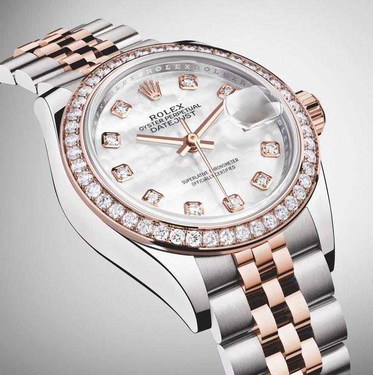 Pensée à toutes les femmes avec la Rolex Lady-DateJust déja sur notre site www.leasyluxe.com #refined #lightness #leasyluxe