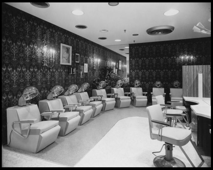 Hair salon 1960 la peluqueria a os 20 30 40 50 60 0 80 for A p beauty salon vancouver wa