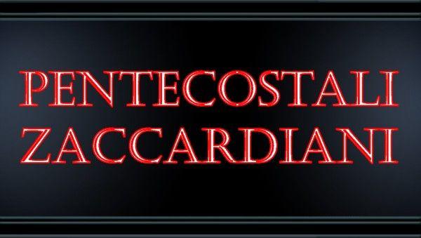 Errori dei Pentecostali Zaccardiani: Il settarismo
