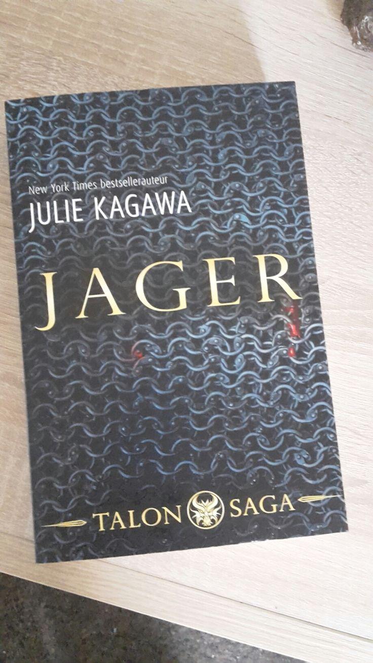 Talon saga #3  Julie Kagawa