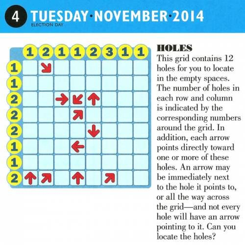 Calendar Pages Crossword : Best trivia jokes and games from page a day calendars