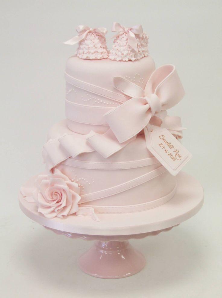 Christening Cake- Emma Jayne Cake Design